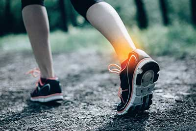 Ankle Pain Treatment in Webster, TX