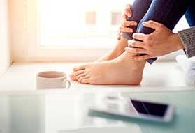 Flat Feet and Fallen Arches Treatment in Dallas, TX